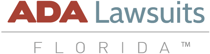 ADA Lawsuits Florida™ Logo